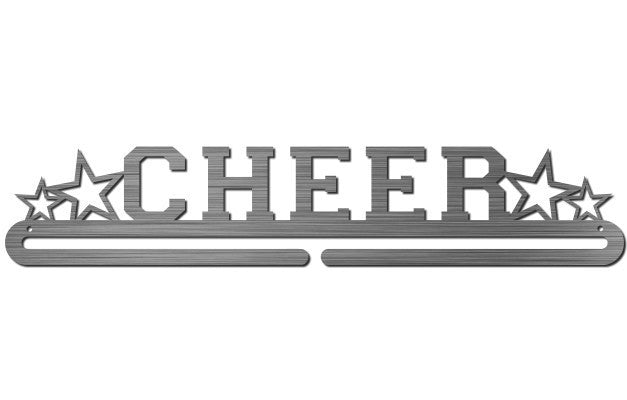 Medal Display Hanger - Cheer™ - MedalDisplays.co.uk