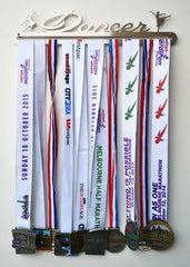 Medal Display Hanger - Dancer - MedalDisplays.co.uk