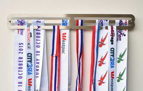 Medal Display Hanger - Double Extension Bar™