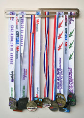 Medal Display Hanger - Double Extension Bar - MedalDisplays.co.uk