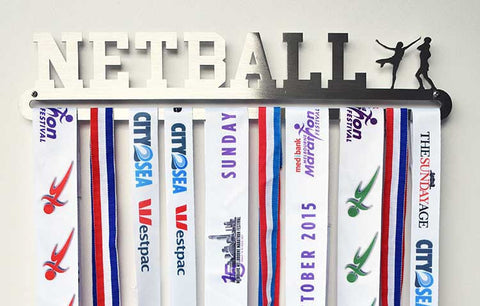 Medal Display Hanger - Netball™