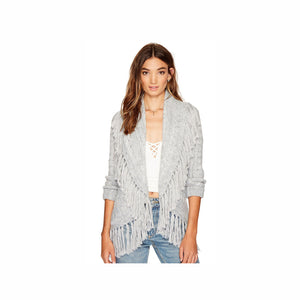Karli Fringe Sweater