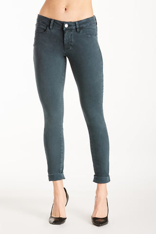 Midnight Teal Metro Jegging