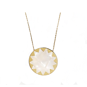 Sunburst Necklace $58