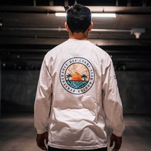 Load image into Gallery viewer, OSS X CUKUI LONG SLEEVE WHITE