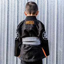 Load image into Gallery viewer, OSS Kimonos | New Era | Black (Youth)