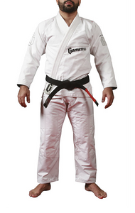 Gameness Feather Gi White (2016)