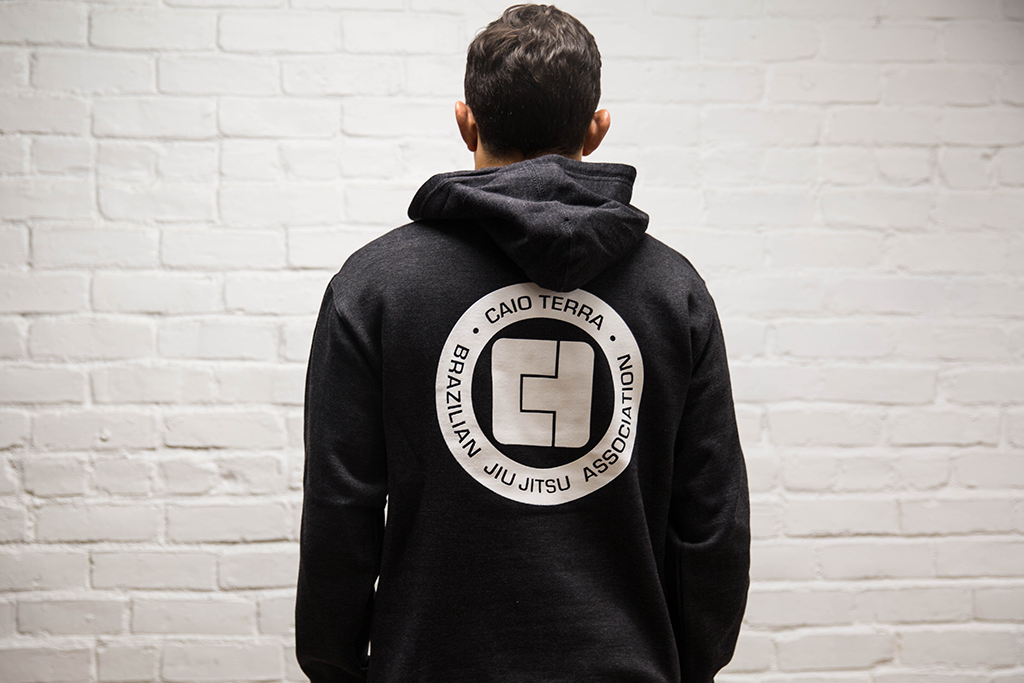 CTA One Team Hoodie | Dark Heather Gray