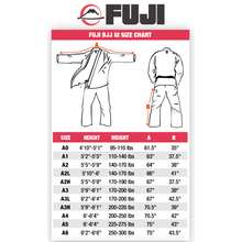 Load image into Gallery viewer, FUJI ALL AROUND ADULT BJJ GI WHITE