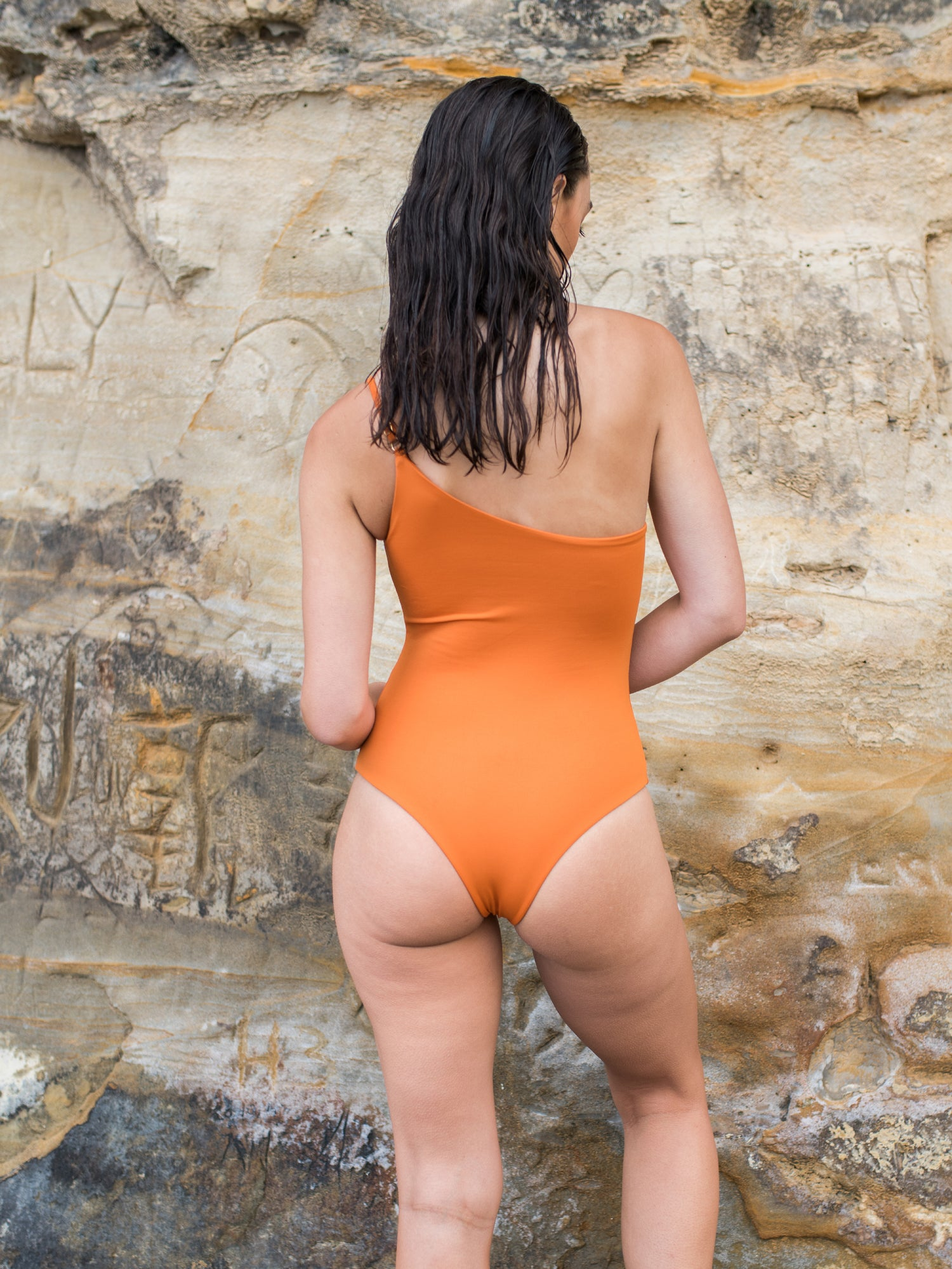 NAVAGIO ONE-PIECE | BURNT ORANGE