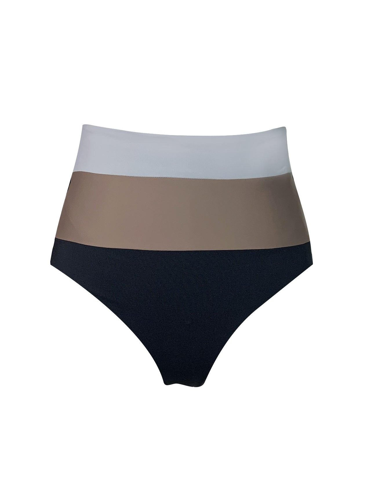 KUTA REVERSIBLE HIGH WAIST BOTTOM | NEUTRAL TRIO