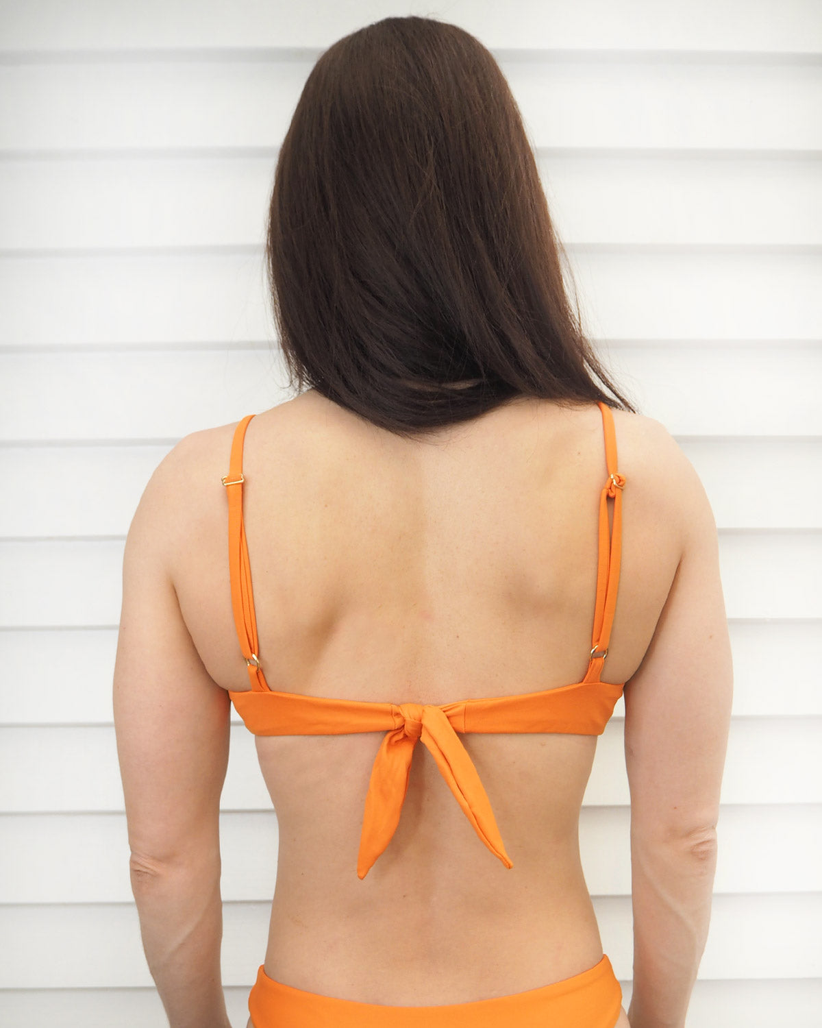 BONDI TRIANGLE TOP | ORANGE