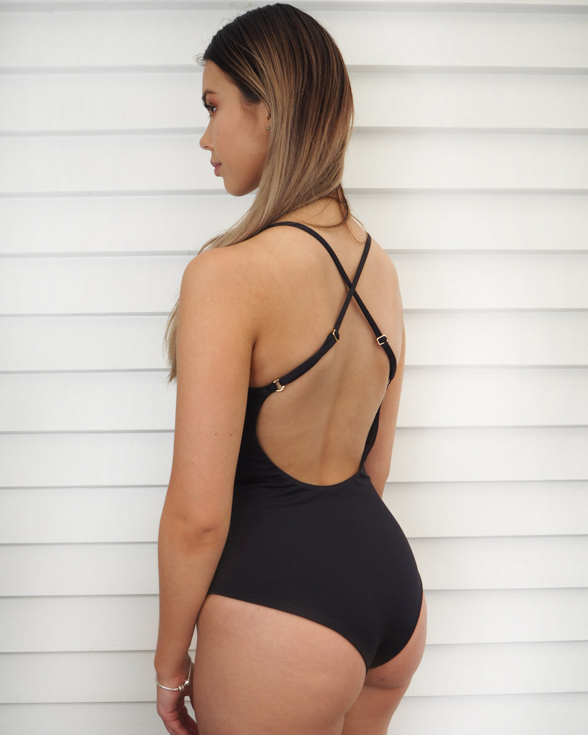 PATONG ONE-PIECE | BLACK