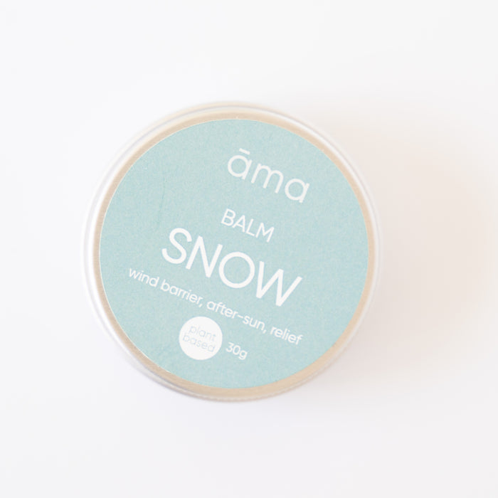 Snow Balm with Carrot Seed Essential Oil Plant Based