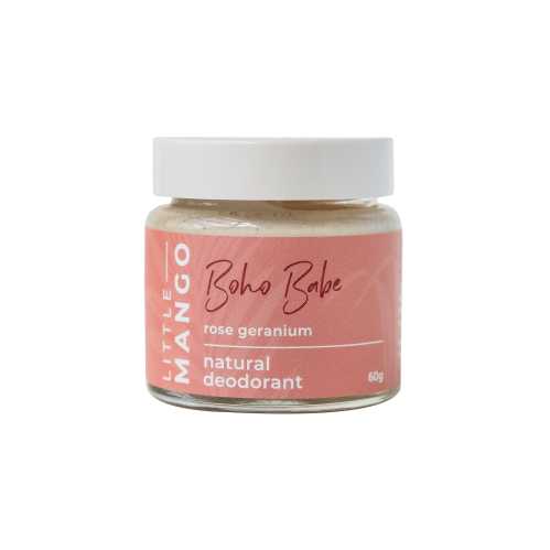 Boho Babe Natural Deoderant by Little Mango