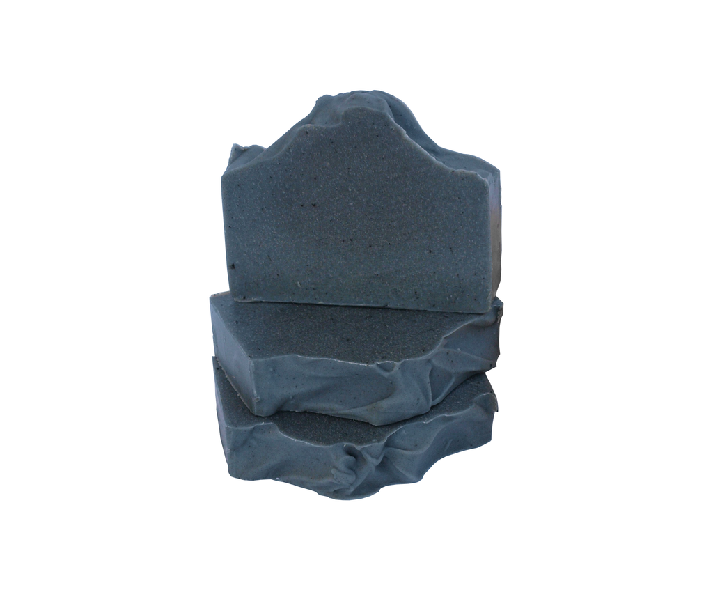 Activated Charcoal & Sweet Orange Soap Bar  CLEANSE - CLARIFY - REVIVE