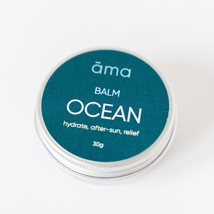 ocean balm kanuka and manuka essential oils