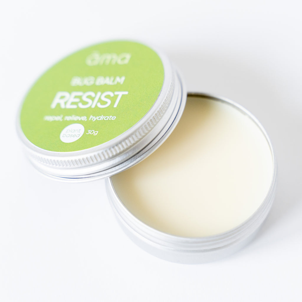 Plant Based Resist Natural Bug Balm
