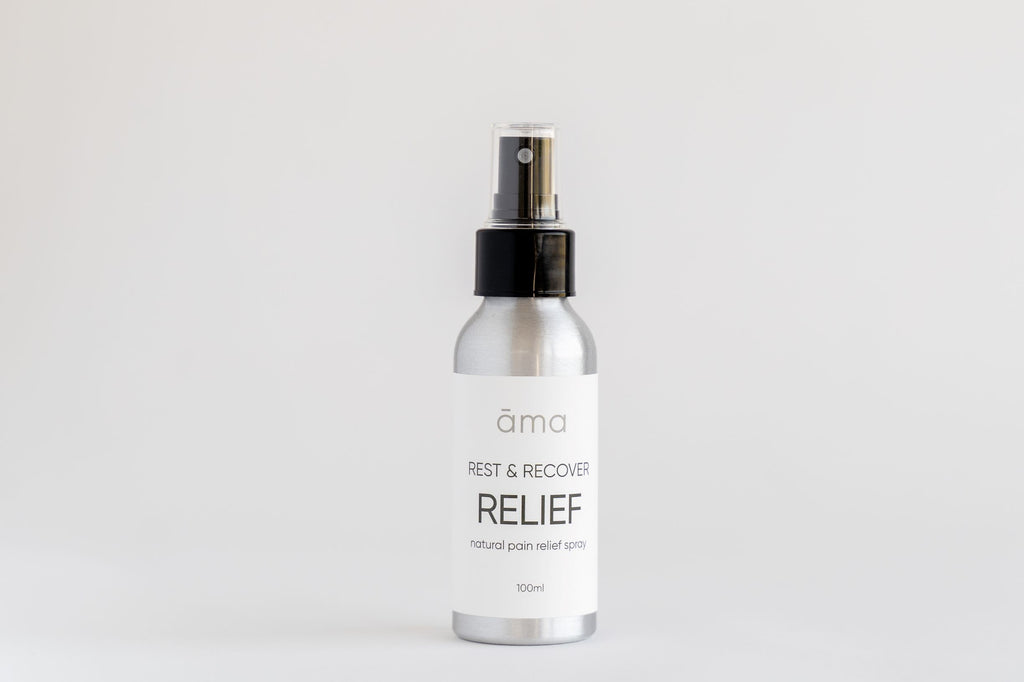 RELIEF Natural Muscle Rub Spray