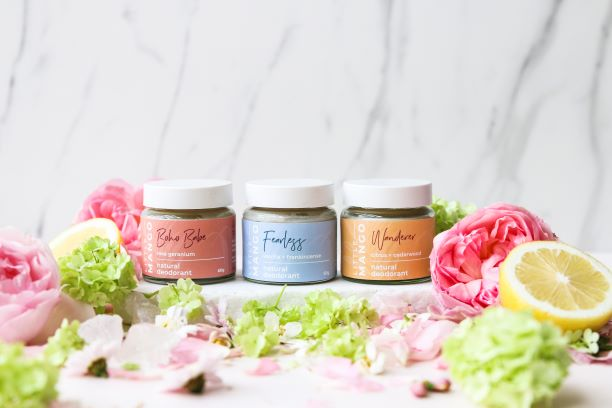 Natural Deodorant by Little Mango