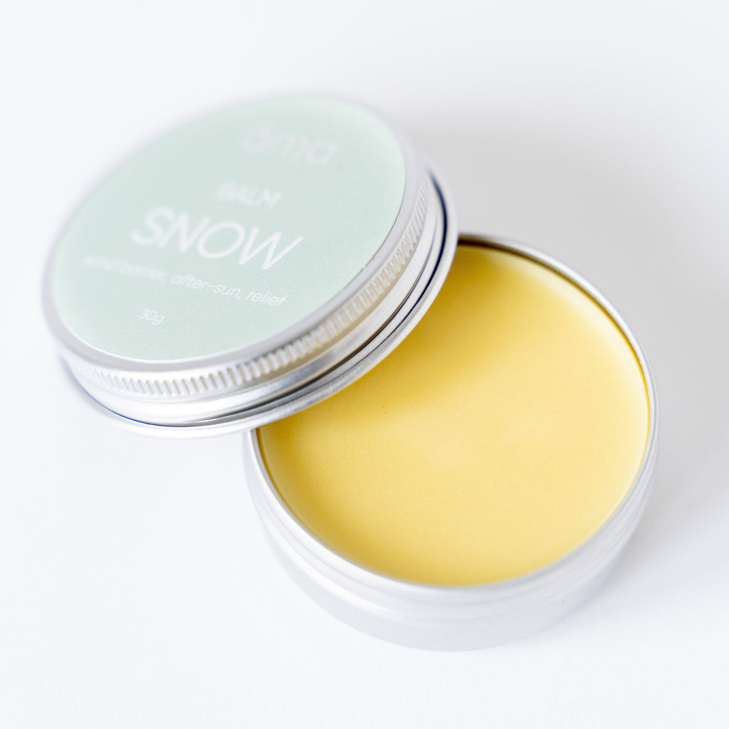 Snow Balm with Carrot Seed Essential Oil