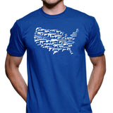 Gun 'Merica Men's Graphic Tee