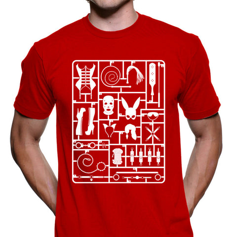 Assembly Required BDSM Kit Men's Graphic Tee