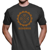Beergineer Men's Graphic Tee