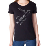 Exploded Vibrator Graphic Tee