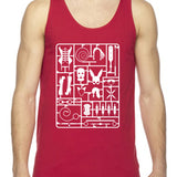 Assembly Required BDSM Kit Unisex Tank Top