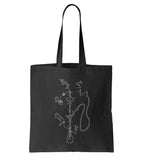 Exploded Hookah Tote Bag