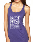 Assembly Required BDSM Kit Women's Racerback Tank