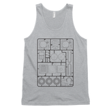 Assembly Required DJ Setup Unisex Tank Top