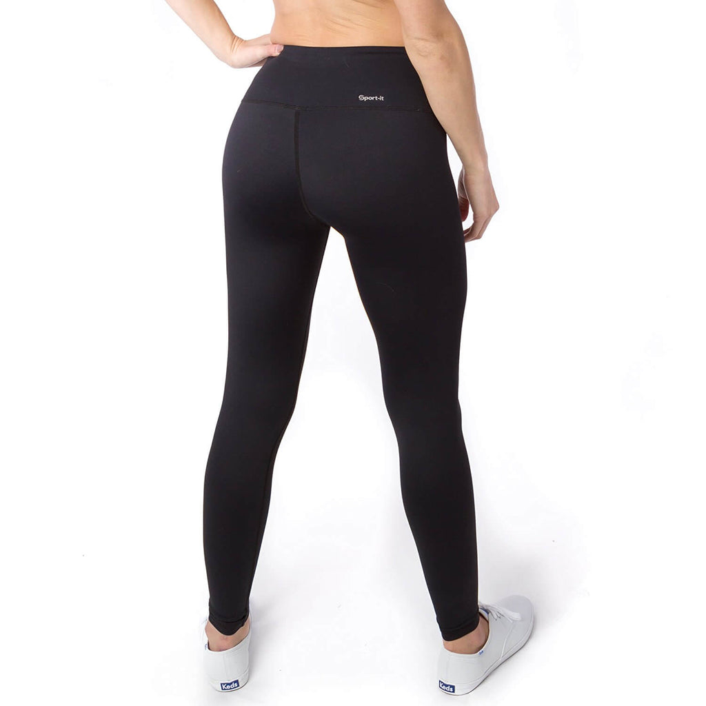 Go Sport-it: YOGA PANTS with Pocket and Tummy Control