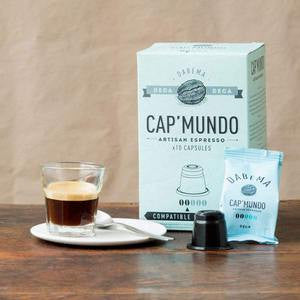 Cap Mundo Coffee Dameba Nespresso Compatible Coffee capsules