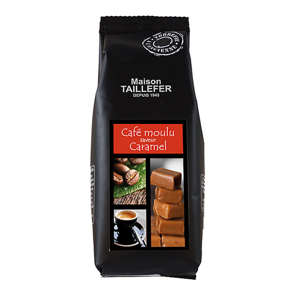 100% Premium  Arabica Caramel Coffee