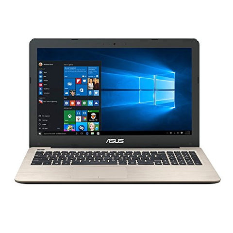 ASUS F556UA-AS54 15.6-inch Full-HD Laptop (Core i5, 8GB RAM, 256GB SSD) with Windows 10, Icicle Gold