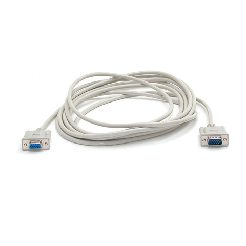 3 of StarTech.com 15 ft VGA Monitor Extension Cable - HD15 M/F - Supports resolutions up to 800x600