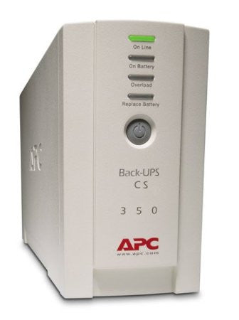 APC BK350EI 350V Backup UPS  (230 Volts Only)