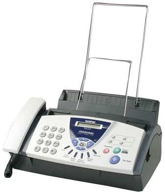 Brother Fax-575 Personal Fax, Phone and Copier