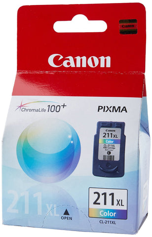Canon CL-211 XL Color Cartridge