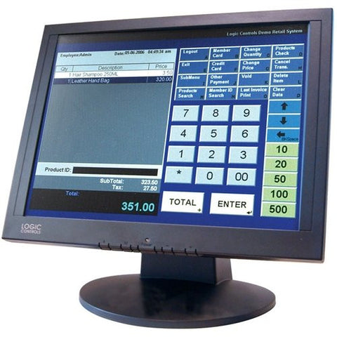 "Bematech 15"" Touchscreen Monitor"