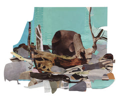 Stephanie Aitken: Untitled Collage No. 1