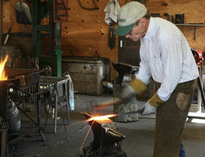 The Art of Black Smithing, Walter Howell of Walter Forge