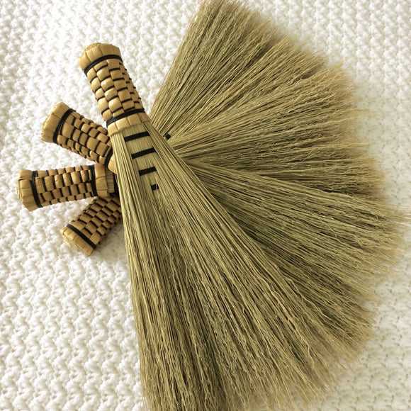 Hand Tied Replacement Broom Head