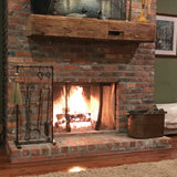 """Warm Mornings"" Fire Place Stand and Tool Set"