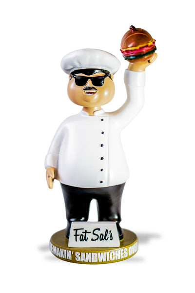 Fat Sal Bobblehead <br>[Limited Edition]