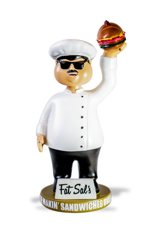 Fat Sal Bobblehead [Limited Edition]