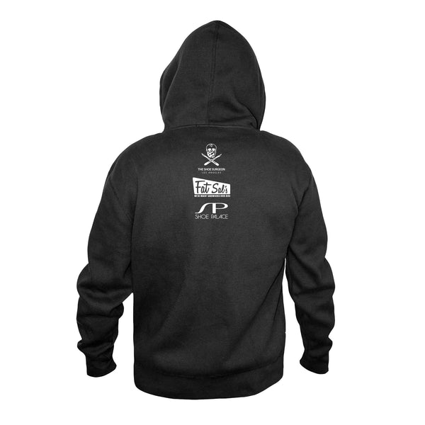 Fat Sal's X The Shoe Surgeon Black Hoodie