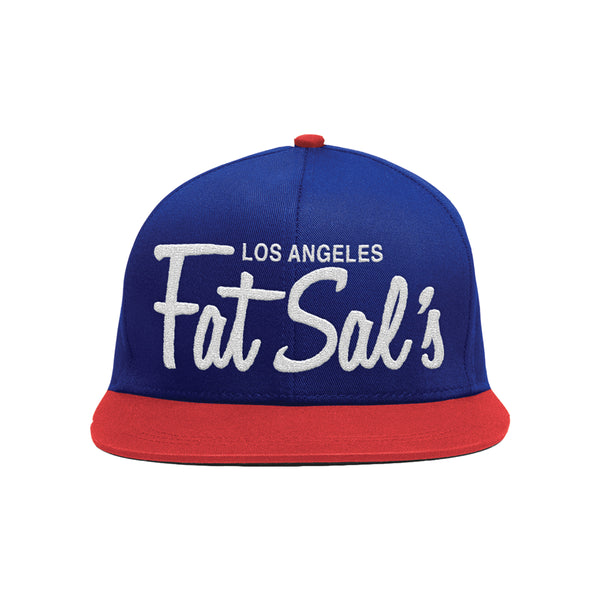 Los Angeles Fat Sal's Blue/Red/White